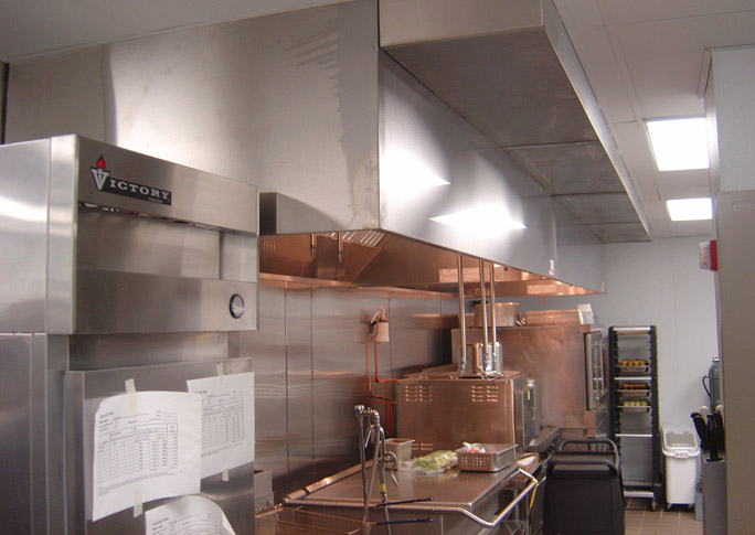 kitchen exhaust hoods